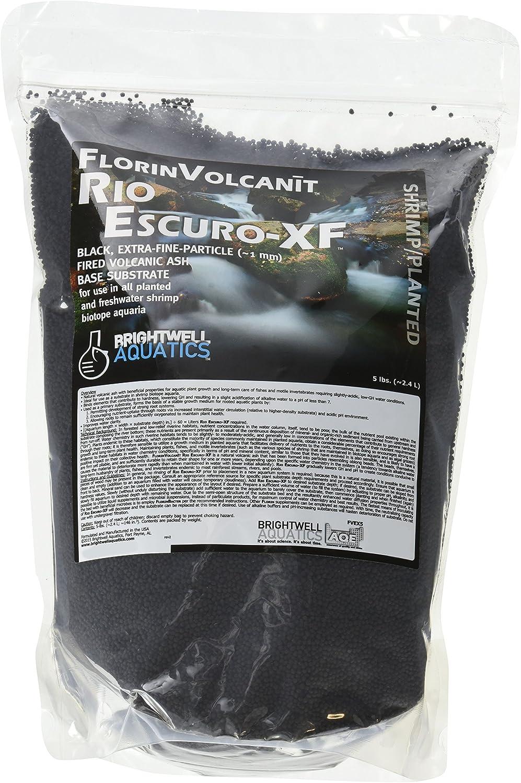 Brightwell Aquatics FlorinVolcanit Many popular brands Rio Store Escuro-XF Bl Fine - Extra