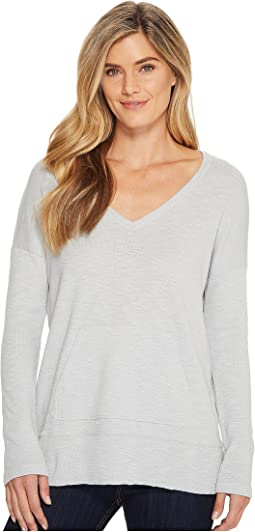 Lilla P Long Sleeve Easy V-Neck