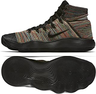 Hyperdunk 2017 Flyknit Mens Baskerball Shoes (11.5 D(M) US) Black/Black-White