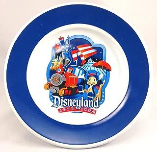 Disneyland 60th Diamond Celebration 1975-1984 Disney Decades Commemorative Plate