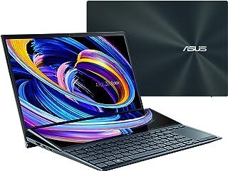 "ZenBook Duo Dual Screen Laptop, 14"" FHD Touch Display, ScreenPad Plus, Intel Core i5-1135G7 Processor, 8GB LPDDRX RAM, 512..."