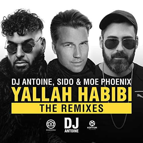 Yallah Habibi Dj Antoine Vs Mad Mark 2k18 German Extended Mix Von
