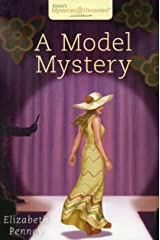 A Model Mystery Hardcover