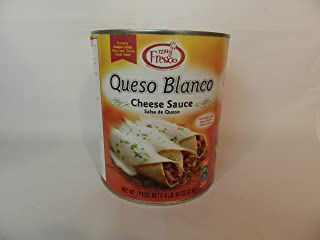 Muy Fresco Queso Blanco Cheese Sauce 106 oz. (6 count)