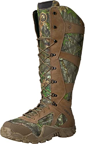 Irish Setter Men's Vaprtrek 2869 Knee High botas, Mossy Oak Obsession Camouflage, 9 2E US