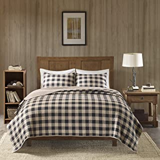 Best brown and red plaid bedding Reviews