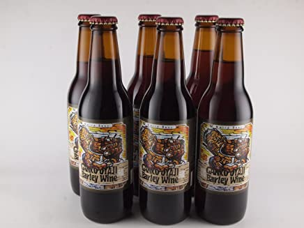 ベアードビール (Baird Beer) がんこおやじのバーレィワイン (Ganko Oyaji Bariley Wine))6本パック (330ml×6) 、 クール便