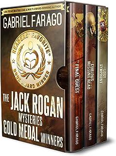 The Jack Rogan Mysteries Gold Medal Winners Boxset