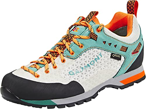 Garmont Dragontail N.Air.G GTX - Chaussures - gris vert Pointures UK 6   39,5 2017