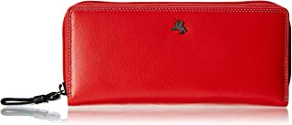 Visconti Spectrum 35 Multi Color Ladies Soft Leather Checkbook Wallet And Purse 7.5
