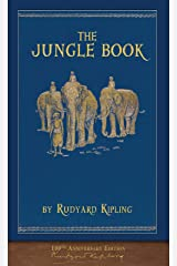 The Jungle Book (100th Anniversary Edition): Illustrated First Edition Kindle Edition