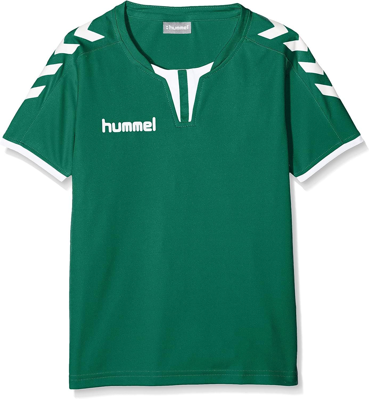 Details about  /Hummel Core Kids Football Sports Training Workout Long Sleeve Jersey Shirt Top