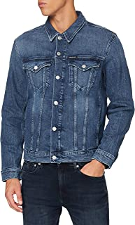 Calvin Klein Foundation Denim Jacket Giacca Uomo