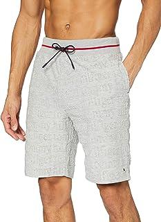 Tommy Hilfiger Men's Jersey Short Logo Pyjama Bottoms