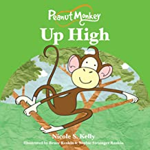 Peanut Monkey Up High (English Edition)