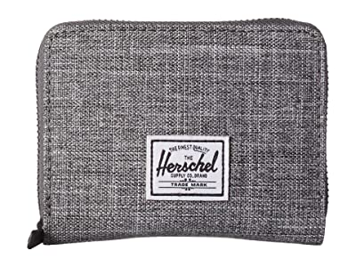 Herschel Supply Co. Tyler RFID (Raven Crosshatch) Wallet Handbags