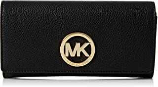 Michael Kors Womens Fulton Carryall Leather Wallet