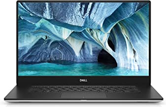 Dell XPS 15 7590 Laptop 15.6 inch, 4K UHD OLED InfinityEdge, 9th Gen Intel Core i7-9750H, NVIDIA GeForce GTX 1650 4GB GDDR...