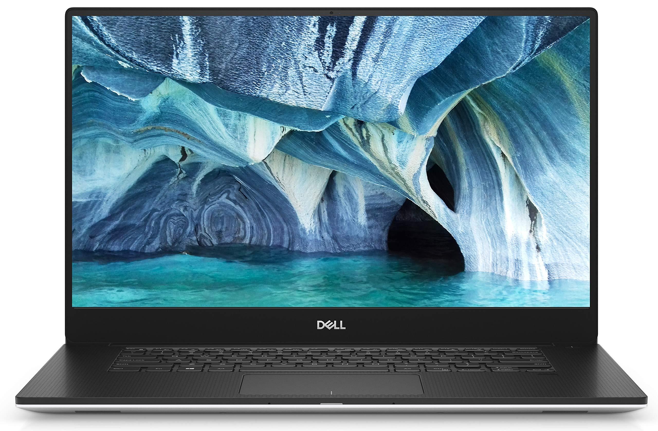 Description: Amazon.com: Dell XPS 15 7590 Laptop 15.6 inch, 4K UHD OLED InfinityEdge,  9th Gen Intel Core i7-9750H, NVIDIA GeForce GTX 1650 4GB GDDR5, 256GB SSD,  16GB RAM, Windows 10 Home, XPS7590-7572SLV-PUS, 15-15.99