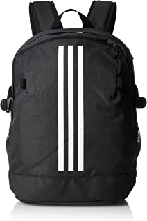 adidas Unisex-Adult Backpack, Black/White - BR5864