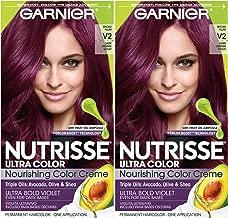 garnier nutrisse ultra color violet