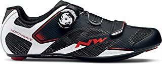 NORTHWAVE(ノースウェーブ) SONIC 2 PLUS WIDE BLACK/WHITE/RED サイズ:40.5