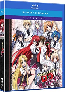 High School DxD BorN Season 3 Classics Blu-Ray(ハイスクールD×D BorN 第3期 全12話+OVA6話)