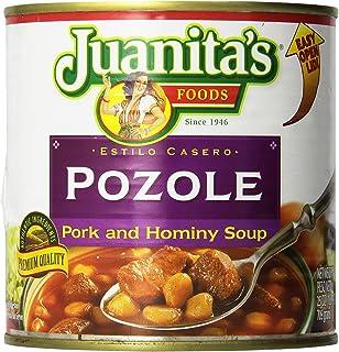 Juanitas Pozole, 25 oz