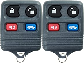 Best lincoln continental key fob Reviews