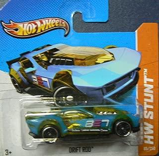 Hot Wheels HW Stunt 85/250 Drift Rod on Short Card