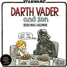 Darth Vader and Son 2020 Wall Calendar: (2020 Wall Calendar, Star Wars Gifts, Star Wars Calendar)