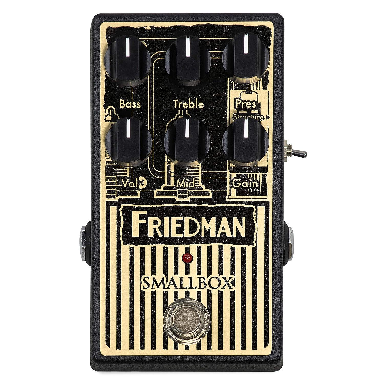 エフェクター画像 Friedman Smallbox Overdrive Pedal