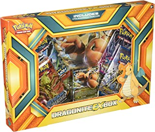 Pokemon TCG: Dragonite-EX Box Card Game