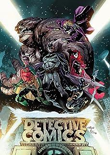 Batman Detective Comics The Rebirth Deluxe Edition Book 1 (Rebirth)
