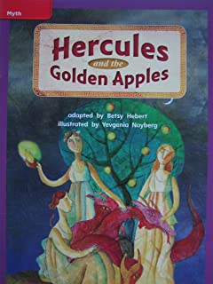 Hercules and the Golden Apples for Grade 2