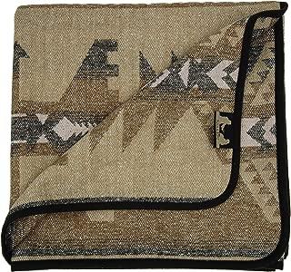 RUTH&BOAZ Outdoor Wool Blend Blanket Ethnic Inka Pattern(N)