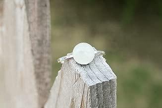 Breast Milk Ring Keepsake Jewelry - Size 7.25
