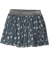 Stella McCartney Kids - Honey Glittered Star Tulle Skirt (Toddler/Little Kids/Big Kids)