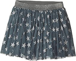 Honey Glittered Star Tulle Skirt (Toddler/Little Kids/Big Kids)