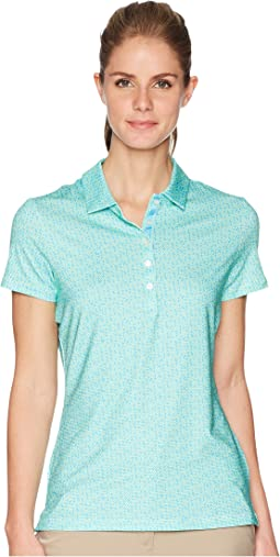 PUMA Golf Polka Dot Polo