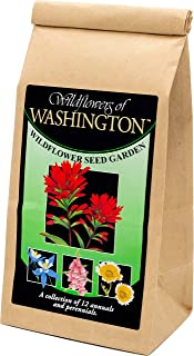 Washington Wildflower Seed Mix - A Beautiful Collection of Twelve annuals