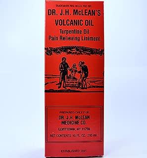 volcanic oil