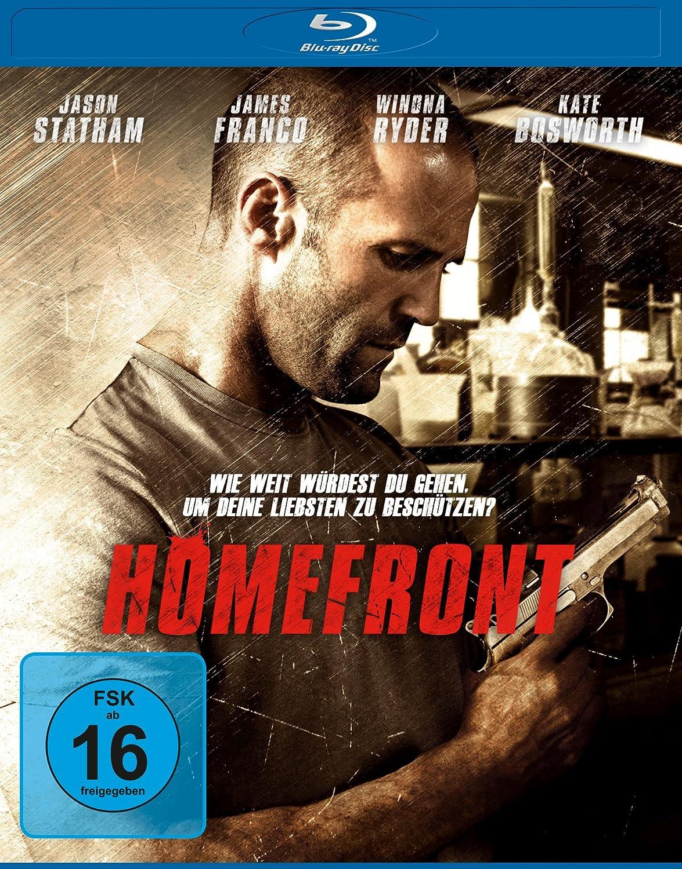 Homefront [Blu ray] Amazon.de Statham, Jason, Franco, James ...