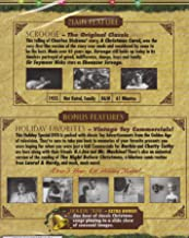 Scrooge the Original 1935 Classic and 3 Hours of Bonus Features Including Vintage Toy Commercials