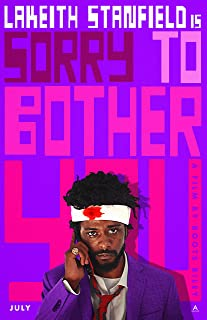 Sorry to Bother You Movie Poster Limited Print Photo Lakeith Stanfield, Tessa Thompson Size 27x40#1