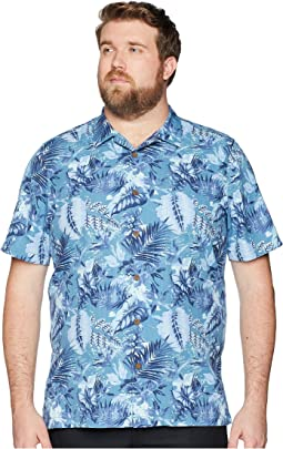Big & Tall Selva Shores IslandZone Shirt