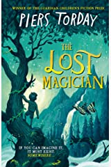 The Lost Magician Kindle Edition