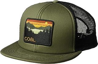 fff758e1491 Coal Men s The Hauler Mesh Back Trucker Hat Adjustable Snapback Cap Navy