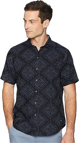 Geo de Mayo Jacquard Shirt