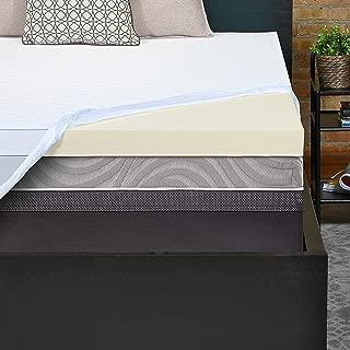Best serta gel memory foam mattress topper Reviews